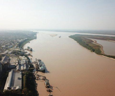 Recomendaciones del SINAGIR ante la bajante del Río Paraná